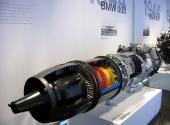 Авиационный двигатель BMW