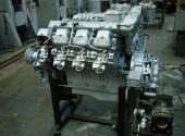 Двигатель К-740.
