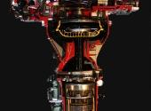 Двигатель Субару в разрезе.