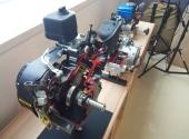 Цилиндр, двигатель скутера