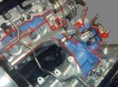 Мерседес Бенц дизель V6 ОМ642 (6)