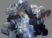 Мерседес Бенц дизель V6 ОМ642 (8)