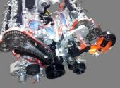 Мерседес Бенц дизель V6 ОМ642 (9)