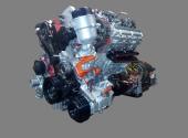 Мерседес Бенц дизель V6 ОМ642 (2)