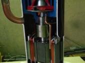 Спиральный компрессор холодильный