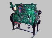 Двигатель строительных машин типа А-01 в разрезе.